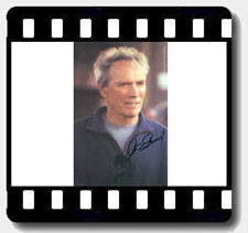 Clint Eastwood autographs