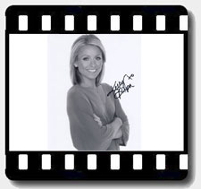 Kelly Ripa signed autographs