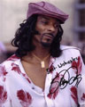 Snoop Dogg signed autographs