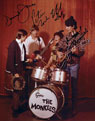 The Monkees signed autographs