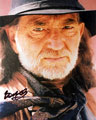 Willie Nelson signed autographs