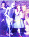 Wizard of Oz signed autographs