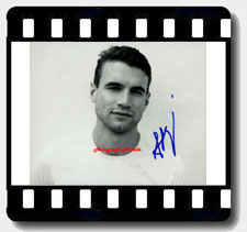 Alex Russell signed autographs