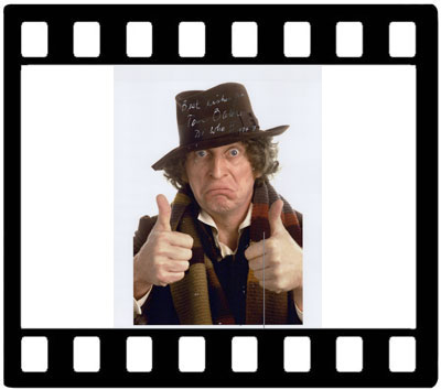 Tom Baker signed autographs