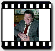 George Wendt signed autographs