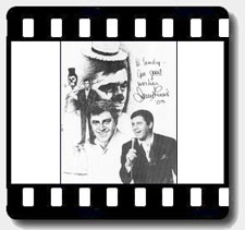 Jerry Lewis autographs