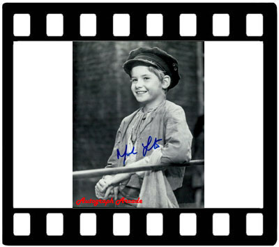 Mark Lester signed autographs