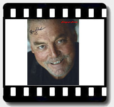 Stacy Keach signed autographs