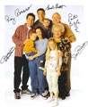 Everybody Loves Raymond signed autographs
