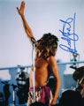 Rod Stewart signed autographs